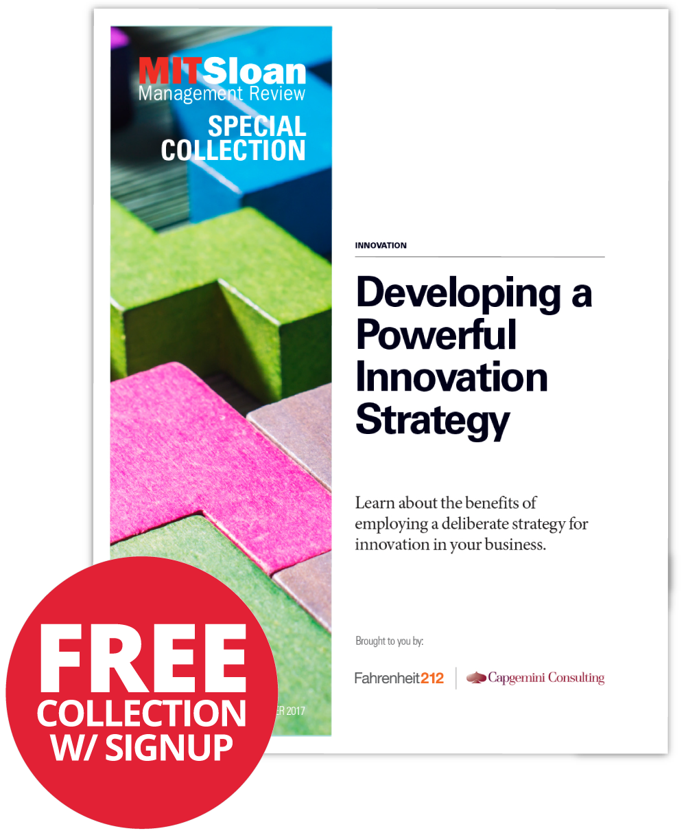 Innovation Strategy Collection