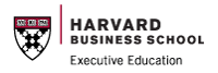 HBS Executive Education