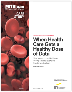 When Health Care Gets a Healthy Dose of Data